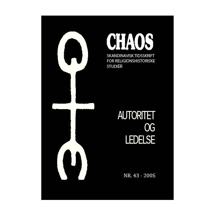 Chaos nr. 43 – Tema: Autoritet og ledelse
